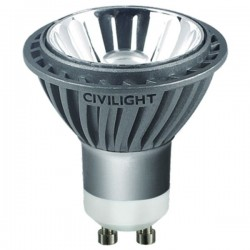 Ampoule GU10 7W 3000K Ra95...