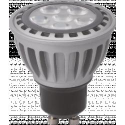 Ampoule GU10 7W 2700K Ra80...