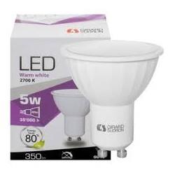 Ampoule GU10 5W Ra80 LED...