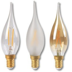 Ampoule E14/FL-S 4W 2700K...