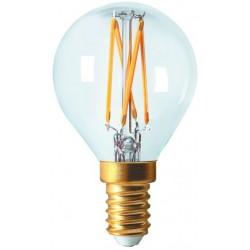 Ampoule G45 E14/FL 4W 2700K...