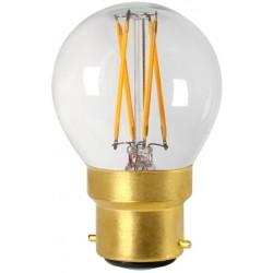 Ampoule G45 B22/FL 5W 2700K...