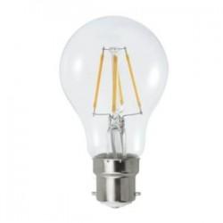 Ampoule G45 B22/FL 4W 2700K...