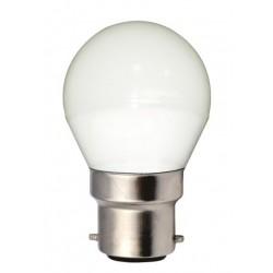 Ampoule G45 B22 1W BLANC...