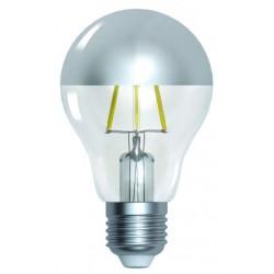 Ampoule argentée A60 E27 6W...