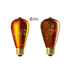 Ampoule Déco. Edison E27 4W...
