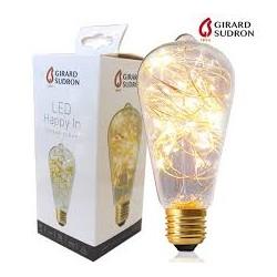 Ampoule Déco. Edison E27/FL...