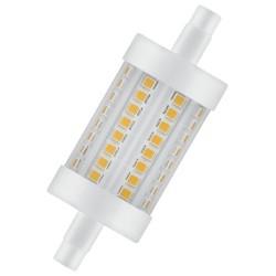 Ampoule R7S 8W 2700K Ra80...