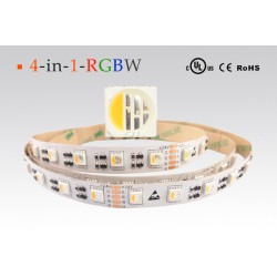 RUBAN LED RGBW 24V 19.2Wm...